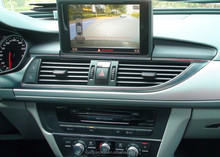 Auto Smart Reverse Camera Interface Car PAS Parking system Retrofit with Moving Guide-Lines