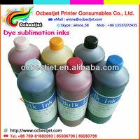 Printing Sublimation inks for Epson Stylus PRO 9700 dye sublimation ink