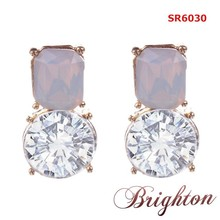 Ebay europe all product hot sale crystal earring woman, crystal jewelry fashion