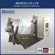 Industrial Sludge Drier Machine for Aquatic Plant Wastewater (MDS101)