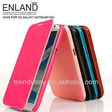 KLD flip cover galaxy note 2
