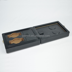 Wooden craft box wooden gift box wooden box latches wooden jewelry box ODM