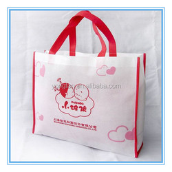 Reusable non woven bags, cheap printed shopping bags, funny shopping bags