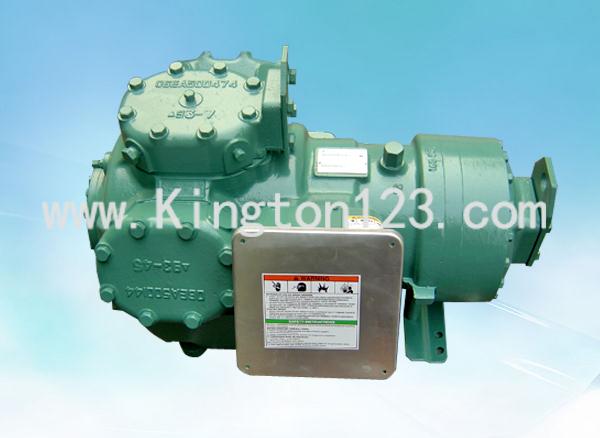 Screw Carrier Compressor 06TRD044