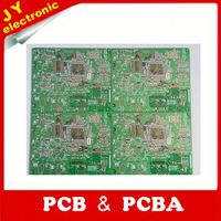 double sides fr4 copper clad circuit board