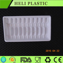 Disposable plastic trays for ampoule/ vial manufacturer in China