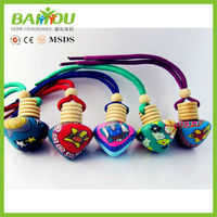 2015 new products 15ml polymer clay refillable car air freshener