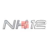 20486640 VOLVO Truck Emblem NH12/NH 12