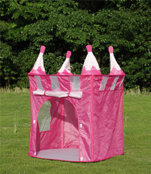 Custom Made Promotional Outdoor One Room Pink Camping Tent