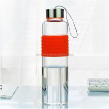 Promotional Sealed Heat-resisting Stainless Steel Lid Bicycle Water Bottle