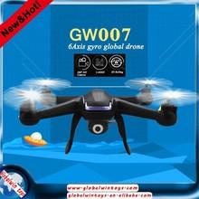 4G SD card rc drone quadcopter China, UAV drone camera GW007 toys for sale, RC DRONE UAV professional VS JJRC H9D