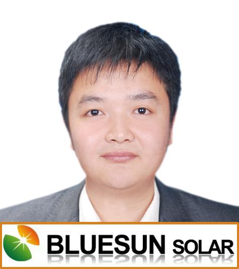 Bluesun high efficient high watt power solar panel