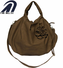 hermosa bolsa de flores de diseño especial para la mujer