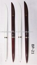 knives plastic promotional ball pen