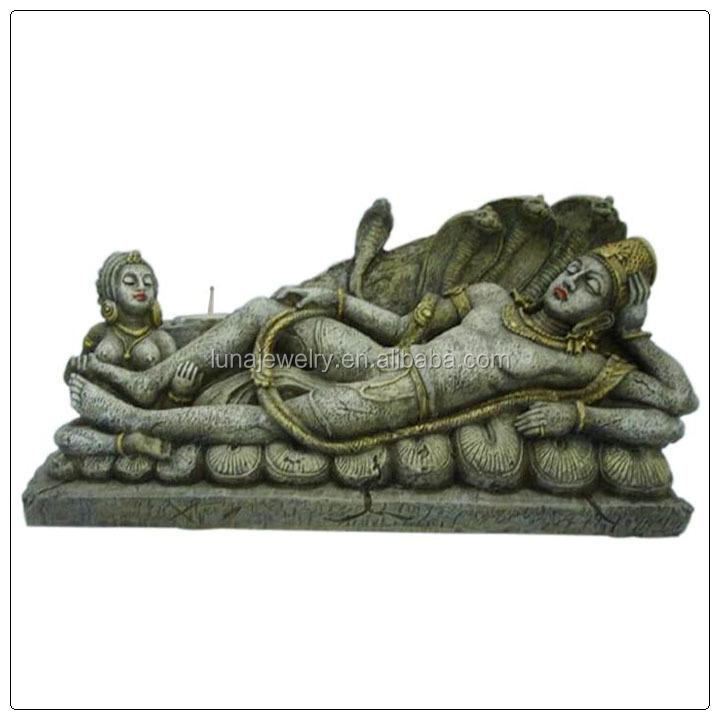 Gautam Buddha Statue Sleeping Antique Sleeping Buddha Statue