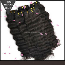 Body wave/loose wave/deep wave 100% human virgin indian remy hair weft,many other styles in stock