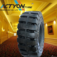 Chinese discount quality solid tyres