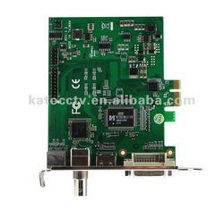 HD single one output AV,s-video input HD grabber windows interface video capture card