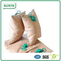 2015 hot sale brown kraft paper dunnage air bag wholesale made in China