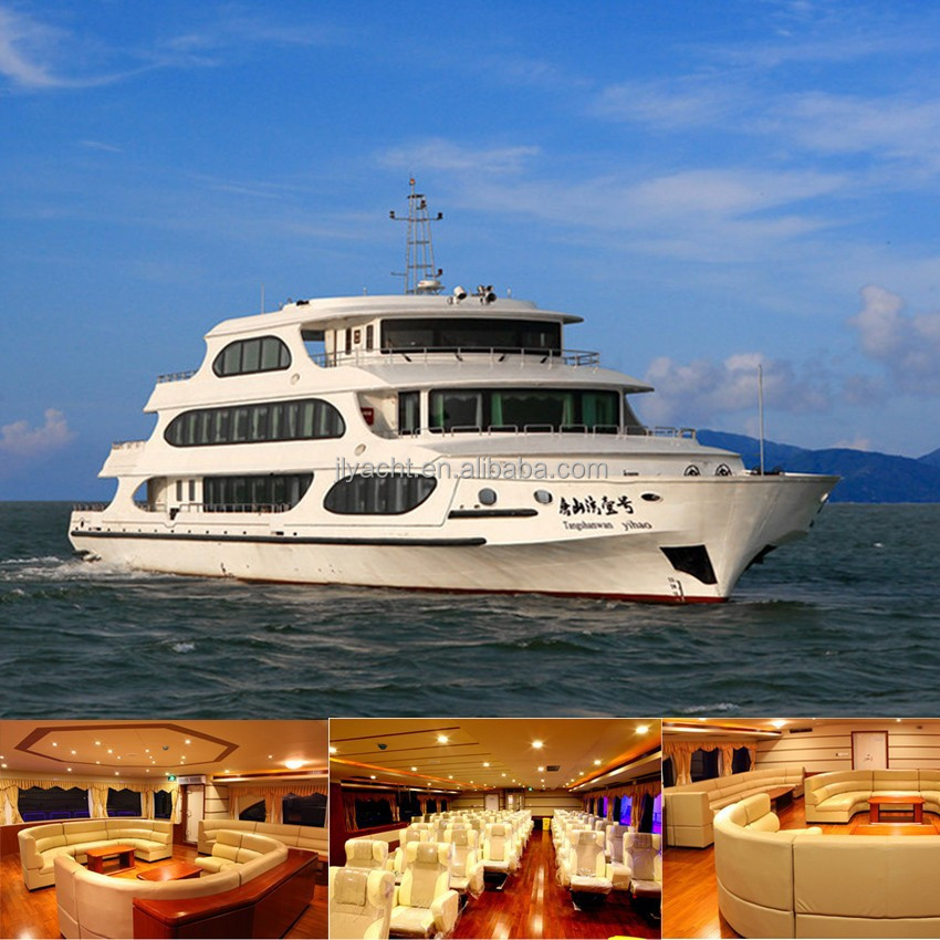 Steel fiberglass luxury cruise ships for sale buy for Luxury small cruise lines