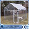 Heavy duty galvanized large dog kennel /dog kennel wholesale