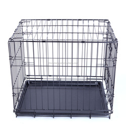 High Quality Outdoor Stainless Steel Pet Cage Large Dog Cage