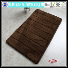 Most popular products microfiber memory foam door prayer mat