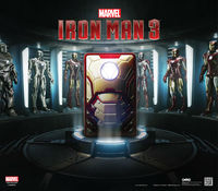 Camino 760929 Disney Iron Man 3 Power Pack for Iphone5