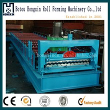 Fully Automatic Metal Corrugated Roll Forming Machines for Pre Fabricated Steel Building for Industrial and Civil Construction