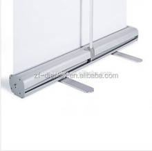 Roller Up Banner Stand Full Aluminum Foot/Indoor Advertising Display Stand