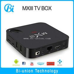 mxiii /MX3 android tv box 2gb ram mx iii kodi android tv box 4k