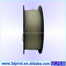 Flexible 1.75mm 3mm high quality TPU plastic filament