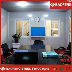 reutilization demountable portable cargo containers under the office the drawings