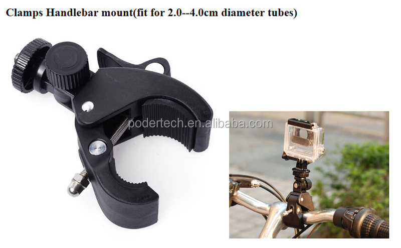 Clamps Handlebar mount