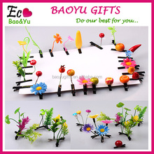 Hot Selling Bean Sprout Hairpins Hair Decorations Antenna Headwear Hair Clips Funny Plants Bean Sprout Hairpins