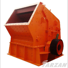 Low cost blow bar impact crushers for sand making line