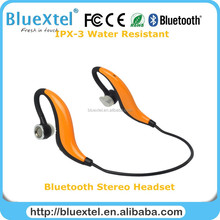 New Productsvoice charger earphone best call center bluetooth with A2DP HSP profile