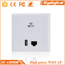 Zhier Original MT7620A 300Mbs Wall mount access point support 12~24V wemo switch motion wifi plug mini wifi ap