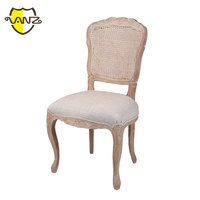 New style hotel upholstered dining chairs VZD029