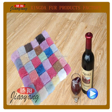 Hebei Nangong Xingda lambskin seat chair cushion