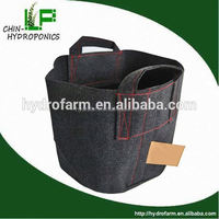 hydroponics 1,2,3,5,10,15,20,25 gallon garden plant flower fabric pot/flower pots bulbs