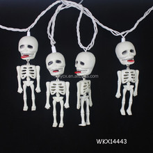 Hanging string lighting wholesale halloween skull