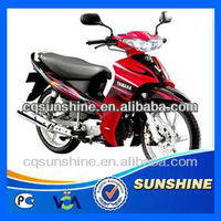 SX110-20A Africa Popular New Gas 120CC Cub Motorcycle
