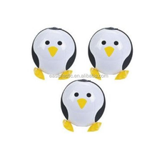 "14"" Christmas Party Children Animal Shape Inflatable Penguin Balls"