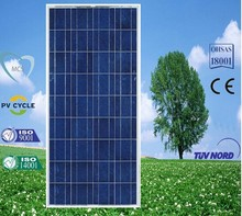 ISO/CE/TUV 70W Polycrystalline Solar Panels with High Efficiency & Full Certificate