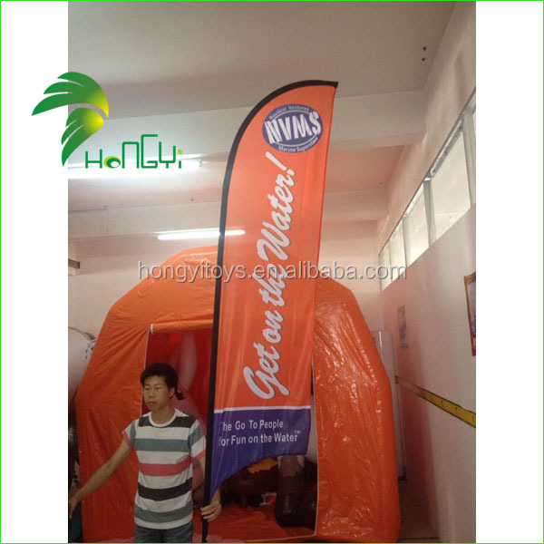 2015 Hot Selling Customized Advertising Beach Flag (4)