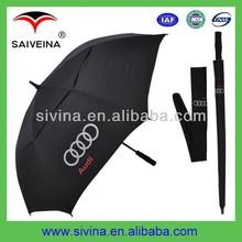 Top Quality Logo Printing Golf Promotional Umbrella