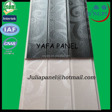 India 250x8mm laminated pvc ceiling panel from china direct pvc ceiling factory