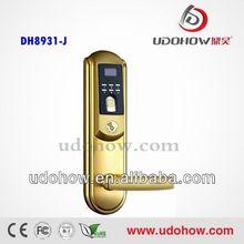 High security door lock fingerprint and password DH-8931