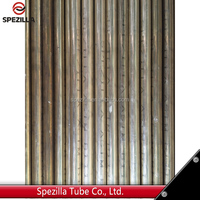 China Supplier astm b552 seamless and welded copper nickel tubes for Heat exchanger